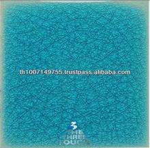 High Quality Fashion Design Ceramic Blue Swimming Pool Tile