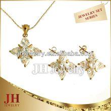 Star Shaped Jewelry Set JH 2015 milky way jewelry