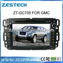ZESTECH car dvd touch screen gps for gmc sierra