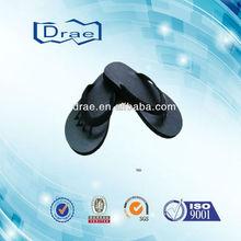 soft black eva foaming slipper