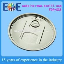 Brasil 401 de alumínio tampa de aço empresa