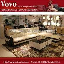 geniune leather home sofa F-3117