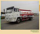 12 Cubic Meters Mini Oil Tanker Truck