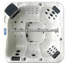 TV Outdoor Massage Spa/Hydrotherapy home spa for 6 Person