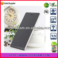 Ultra Slim 3g wcdma gsm unlocked mobile phone 9500 mtk6589 android 4.2 quad core mini tablet pc dual sim smartphone