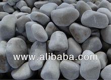 Silex flint pebbles for ball mills