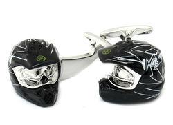 Safebet (Helmet) Cufflink