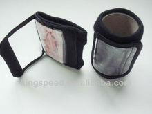 hot selling new designed PVC pocket wrist coach