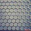 painted Perforated auminum sheet metal manufactur