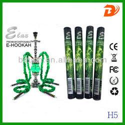 BITU Mixed Fruit E Hookah Shisha Cig Pen Disposable Vapor 500 Puffs