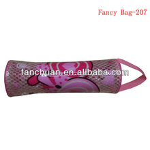 Hot selling printed plastic pencil case