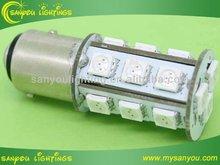 LED 1156 S25 SMD 5050 x 18 pcs Car Turning Light,auto car led