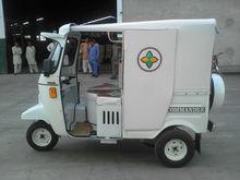Rickshaw for Handicap Persons
