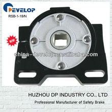 Roller shutter safety brake/shutter door safety brake/safety brake for roller shutter