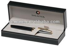 2014 new style black Sheaffer Sagaris Gift pen box with customized logo
