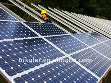 Solar panel installation, solar ground mount, solar kits