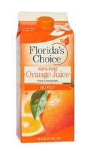 ORANGE JUICE FROM FLORIDA