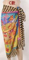Wholesale sarongs customized printed sarongs