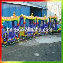 Professional amusement ride children electric mini train