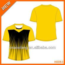 Newest design men breathable t-shirt