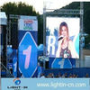 Full color ph10 outdoor led display rental Led curtain (Uniview OUNEX series)
