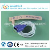 Nellcor Oximax disposable spo2 sensor,Neonate/Adult adhesive brown tape DS-100A