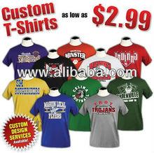 printing t shirts