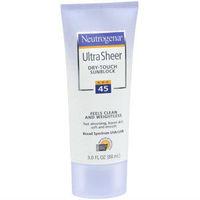Neutrogena sunscreen