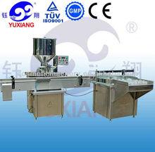 Yuxiang GZJ bottle washing filling capping machine