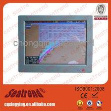 Touch screen marine gps navigator, 10 inch gps navigator