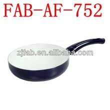 Aluminum fry pan, aluminum omelet pan