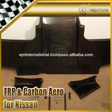 For Nissan Skyline R33 GTR Carbon Fiber TS Rear Under Diffuser