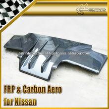 For Nissan Skyline R33 GTR GTST Carbon Fiber TS Rear Under Diffuser Type 2