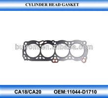 Cylinder head gasket for nissan silvia/bluebird ca18/ca20