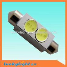 Led smd automobile lampe avec sv8.5, 12 V dc, 2 w, 160lm