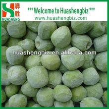 Chinese Frozen IQF Green Kiwi Whole Fruit