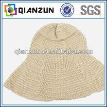2014 Unisex Slouch Beanie Hat yellow Beanie Hat