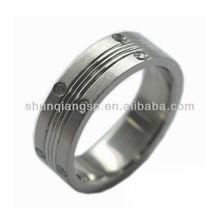 2014 New Design Fashion Mens emerald ring