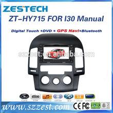 ZESTECH Car Auto Multimedia DVD Player Car for Hyundai I30 car DVD GPS player BT,IPOD,TV IPHONE menu