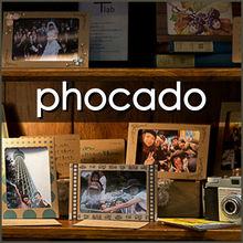 Good idea paper photo frame phocado rococo elegant design