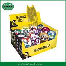 hot selling hollow hi bounce balls