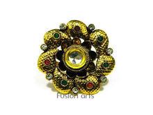 Gold Rings Design For Women