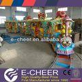 utiliza de atracciones paseos en la vía del tren equipo hecho en china profesional fabricante