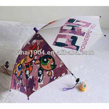 Cartoon pictures for kids umbrella purple umbrella for kids wholesales