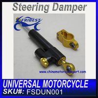 CBR R1 R6 ZX6R ZX10R K5 K6 Universal Motorcycle Steering Damper FSDUN001