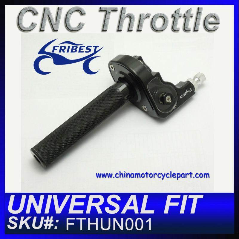 Dirt Bike Throttle Bike Throttle Assembly Black