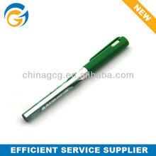 2014 Factory Price LED Light Multifunction Plastic Ball Pen