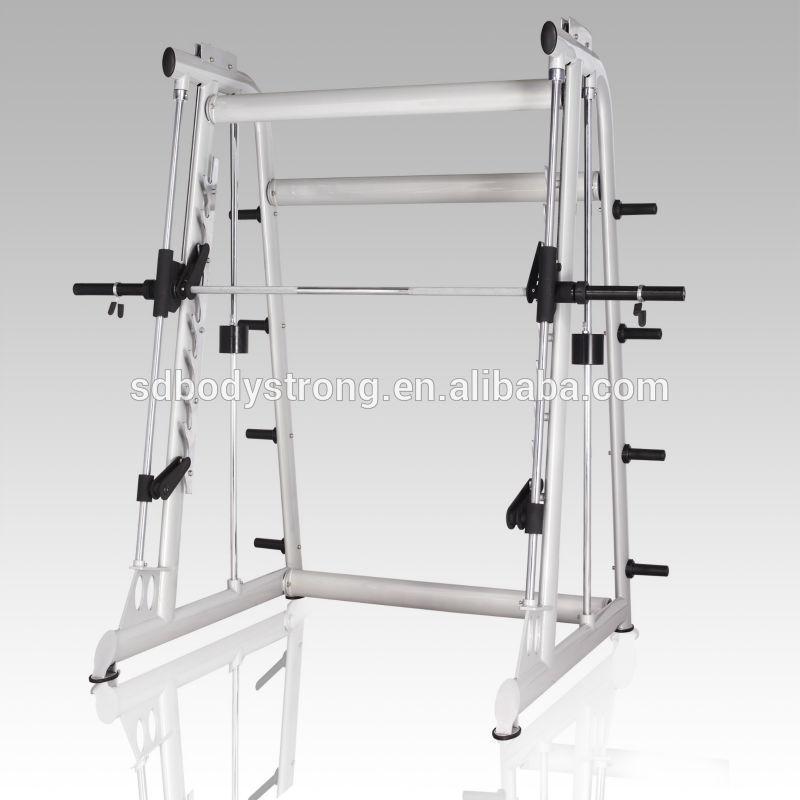 weight lifting smith machine