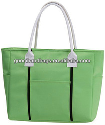 new design promotional cheap polyester tote cooler bag