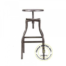 bar stool with adjustable size